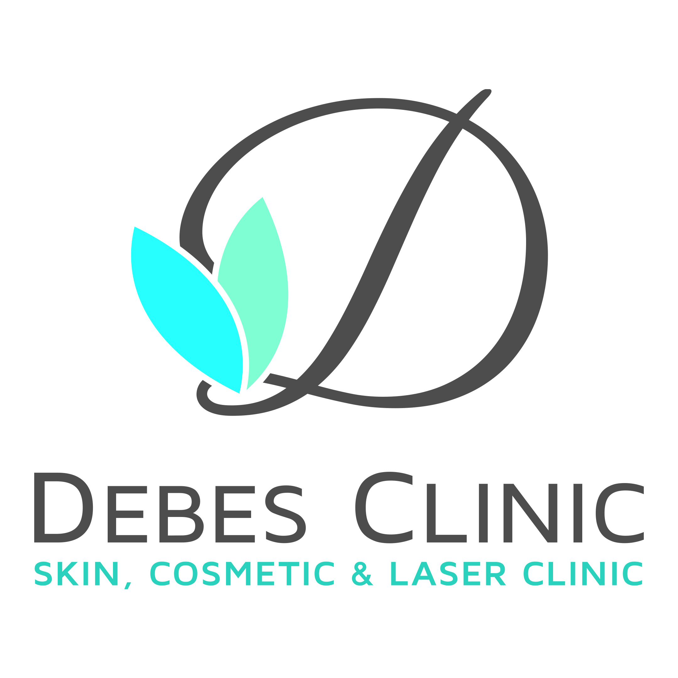Debes Clinic - Logo PNG 1